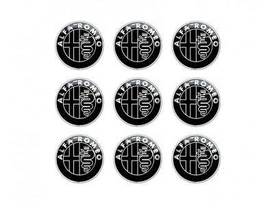 Alfa Romeo Key Fob Emblems