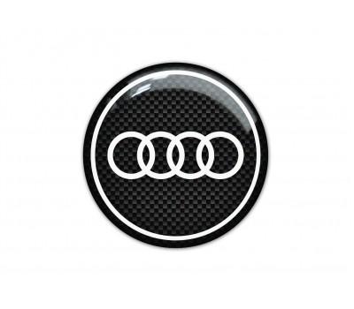 Audi Round Black - Audi circle