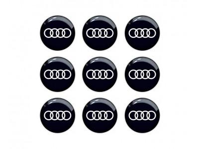 Audi Key Fob Emblems