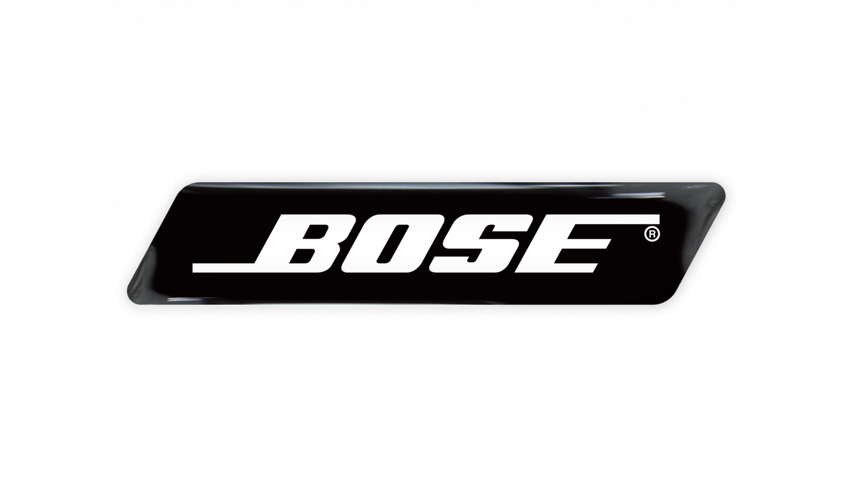 Bose Domed Emblem
