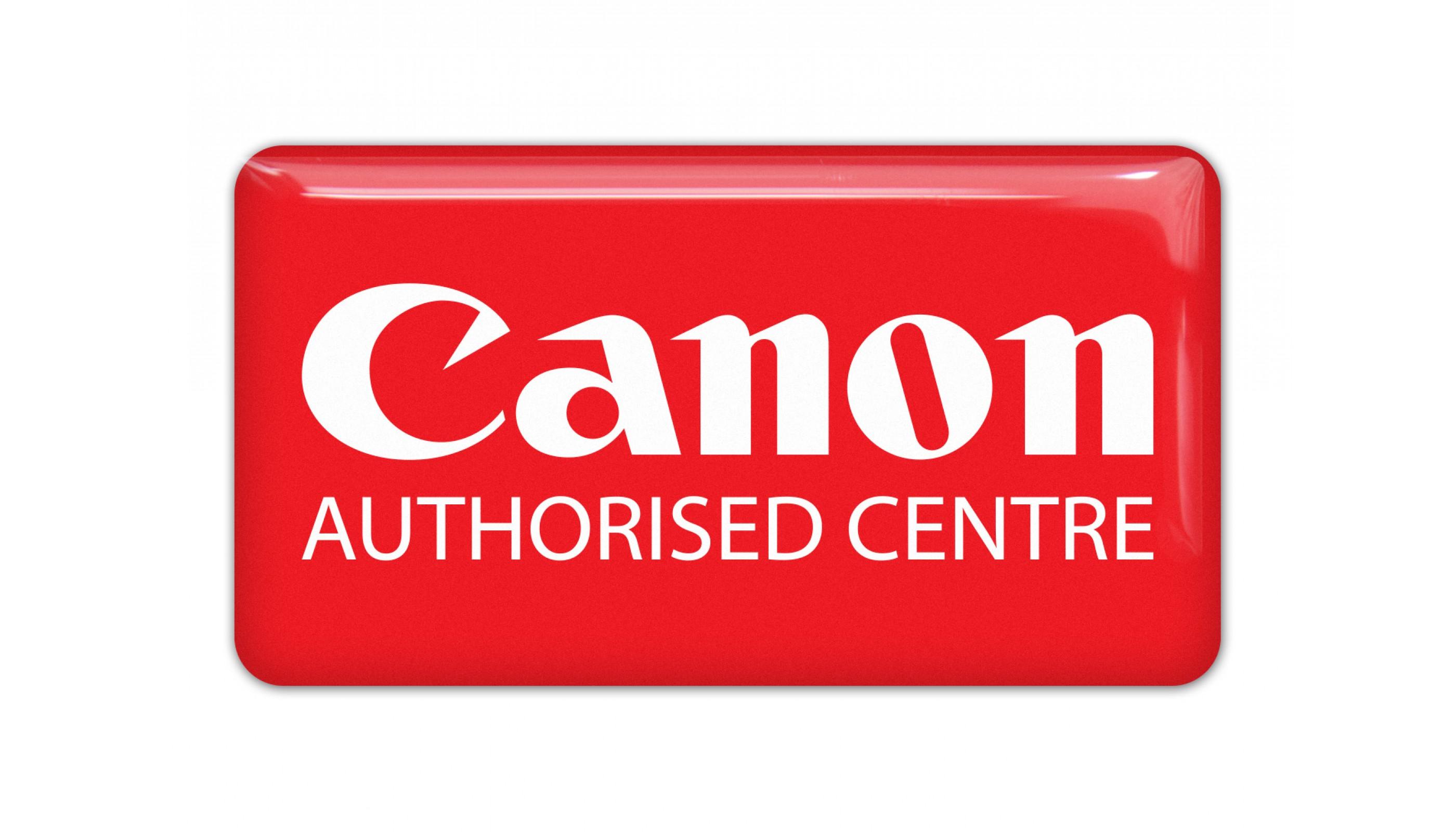 Canon Authorised Centre