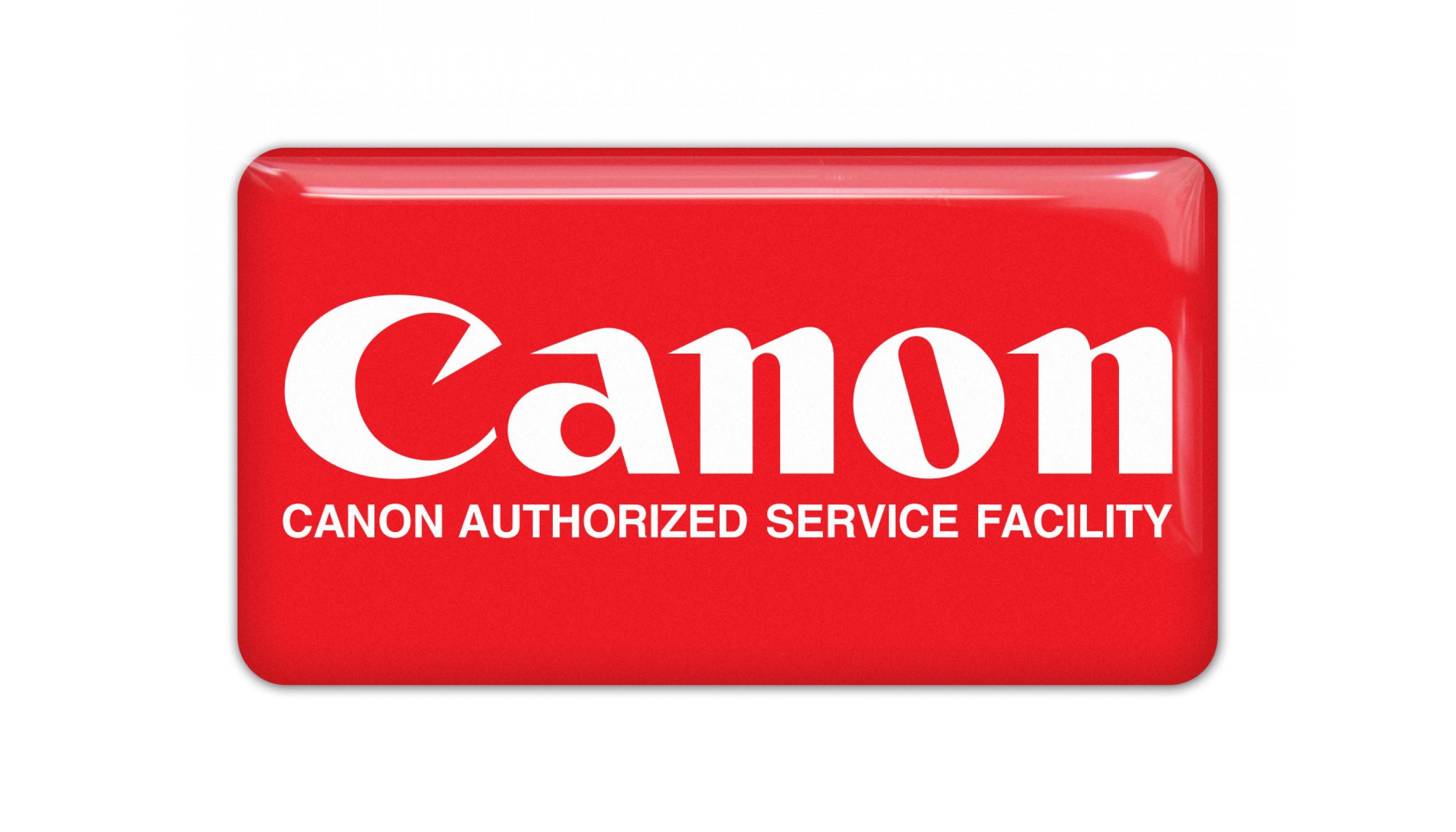 Canon Authorised Service