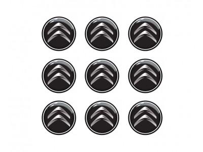 Citroen Key Fob Emblems