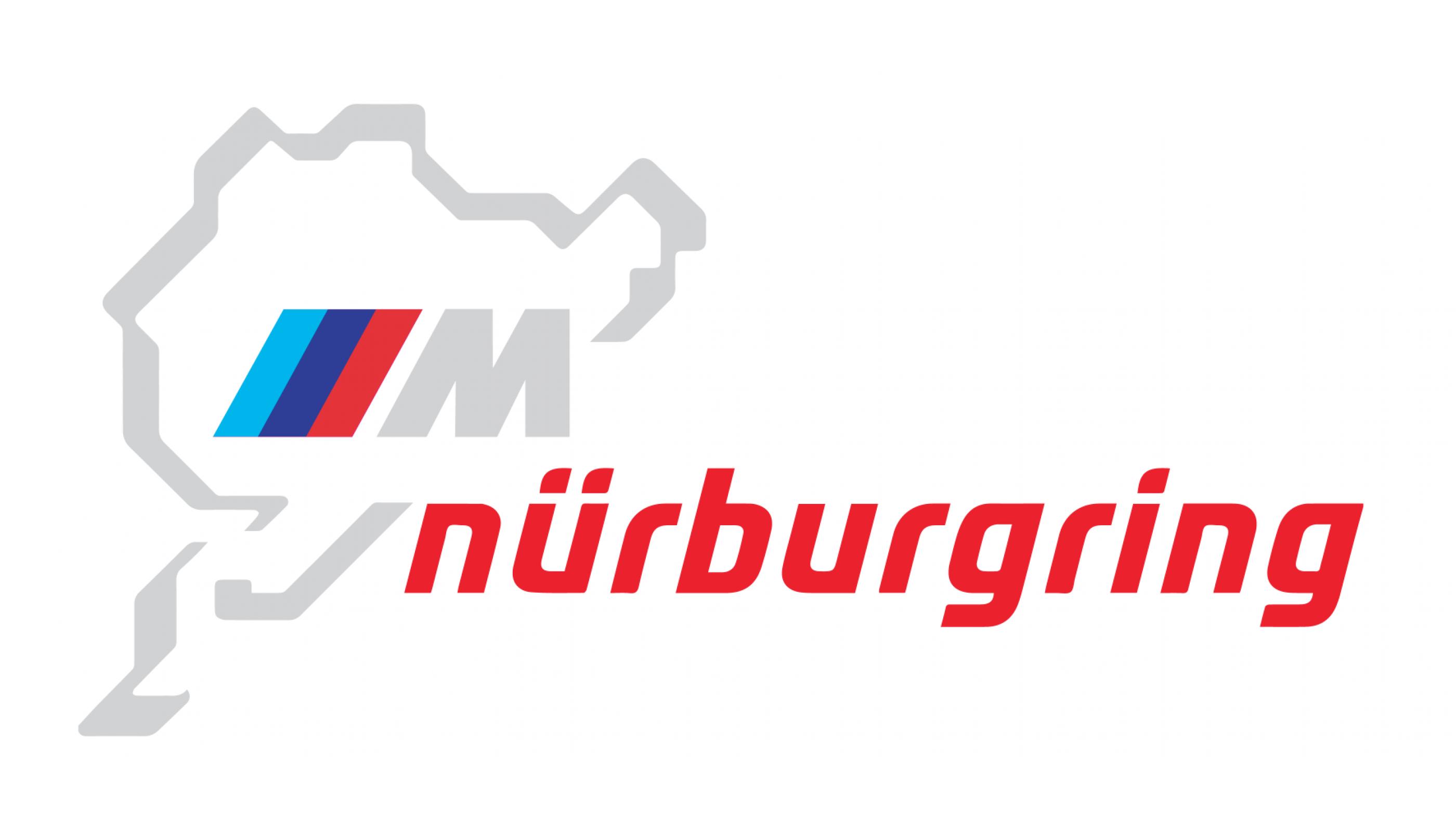 BMW Nurburgring tack decal