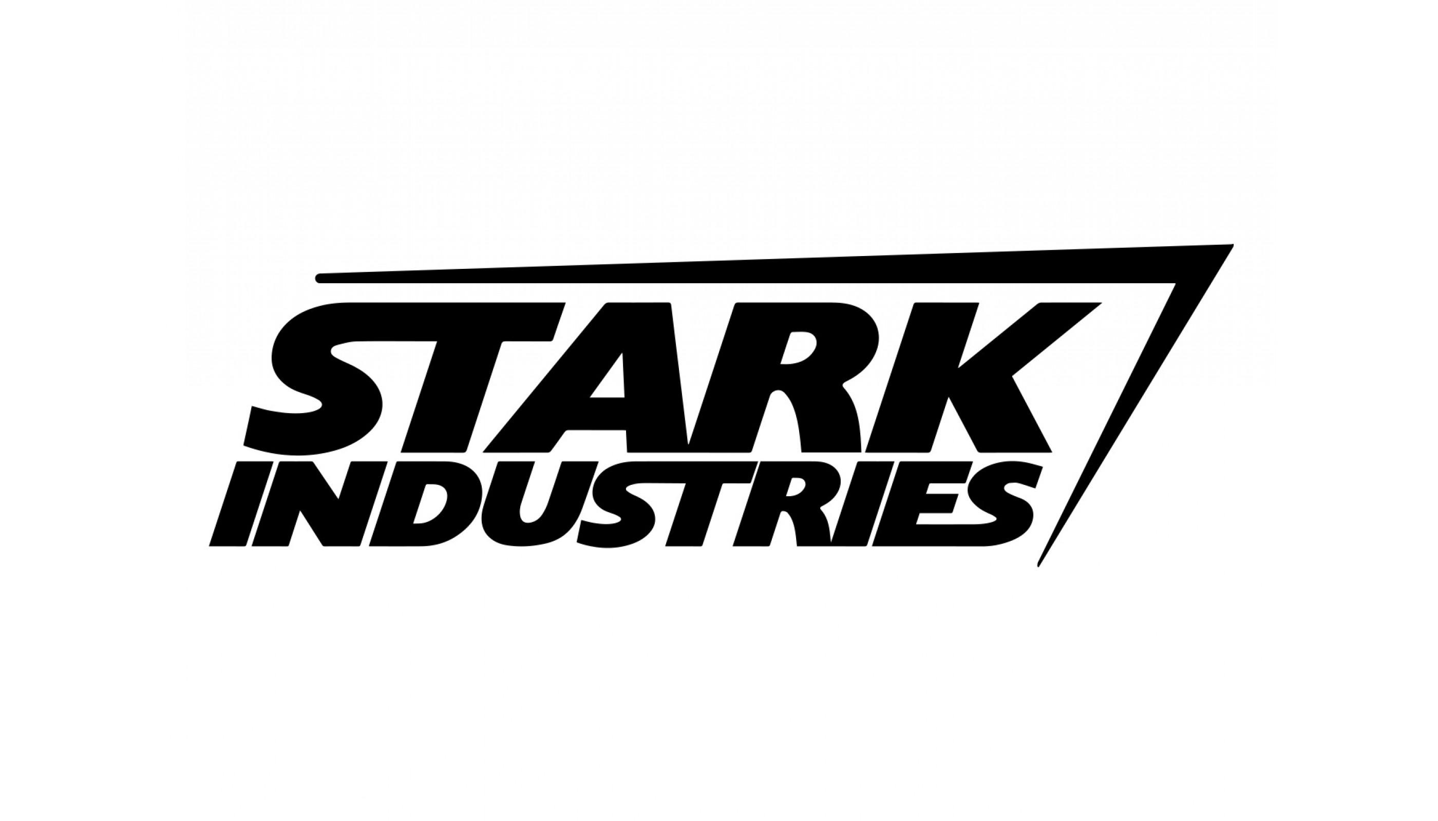 Stark Industries decal