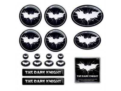 SRT6 Chrysler Crossfire Dark Knight Emblems
