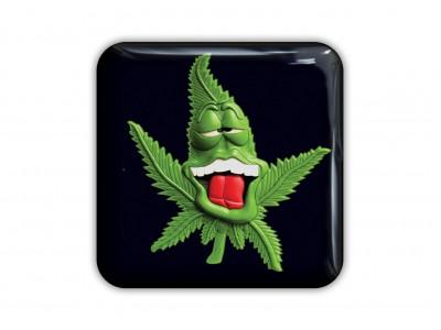 Smiling Marihuana square