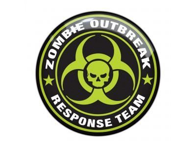 Green Zombie Outbreak Response Team