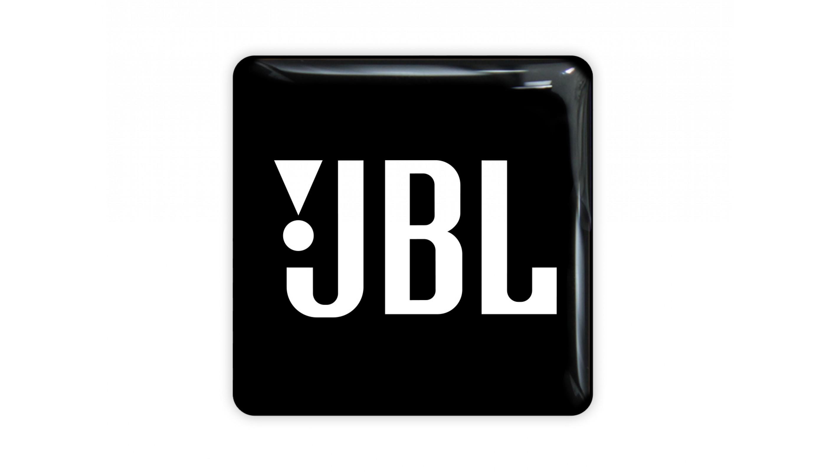 JBL square black