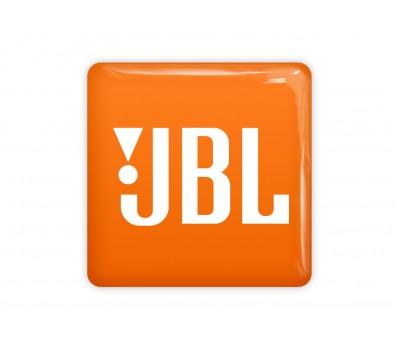 JBL square orange