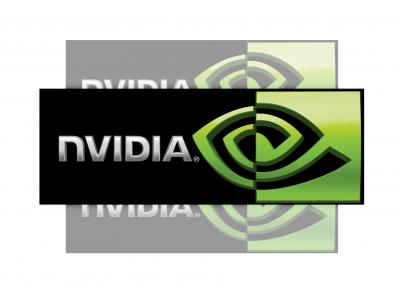 NVIDIA wide domed emblems 3pcs