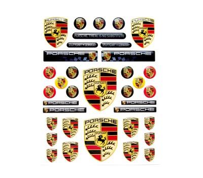 Porsche big set