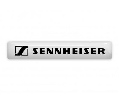 SENNHEISER white wide