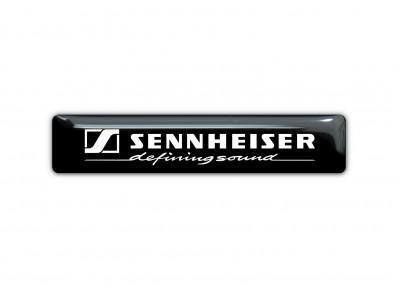 SENNHEISER black wide
