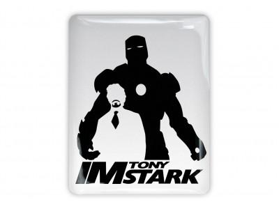 I'm Tony Stark