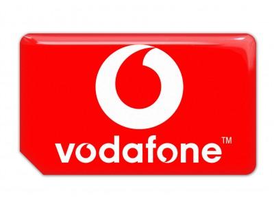 Vodafone card