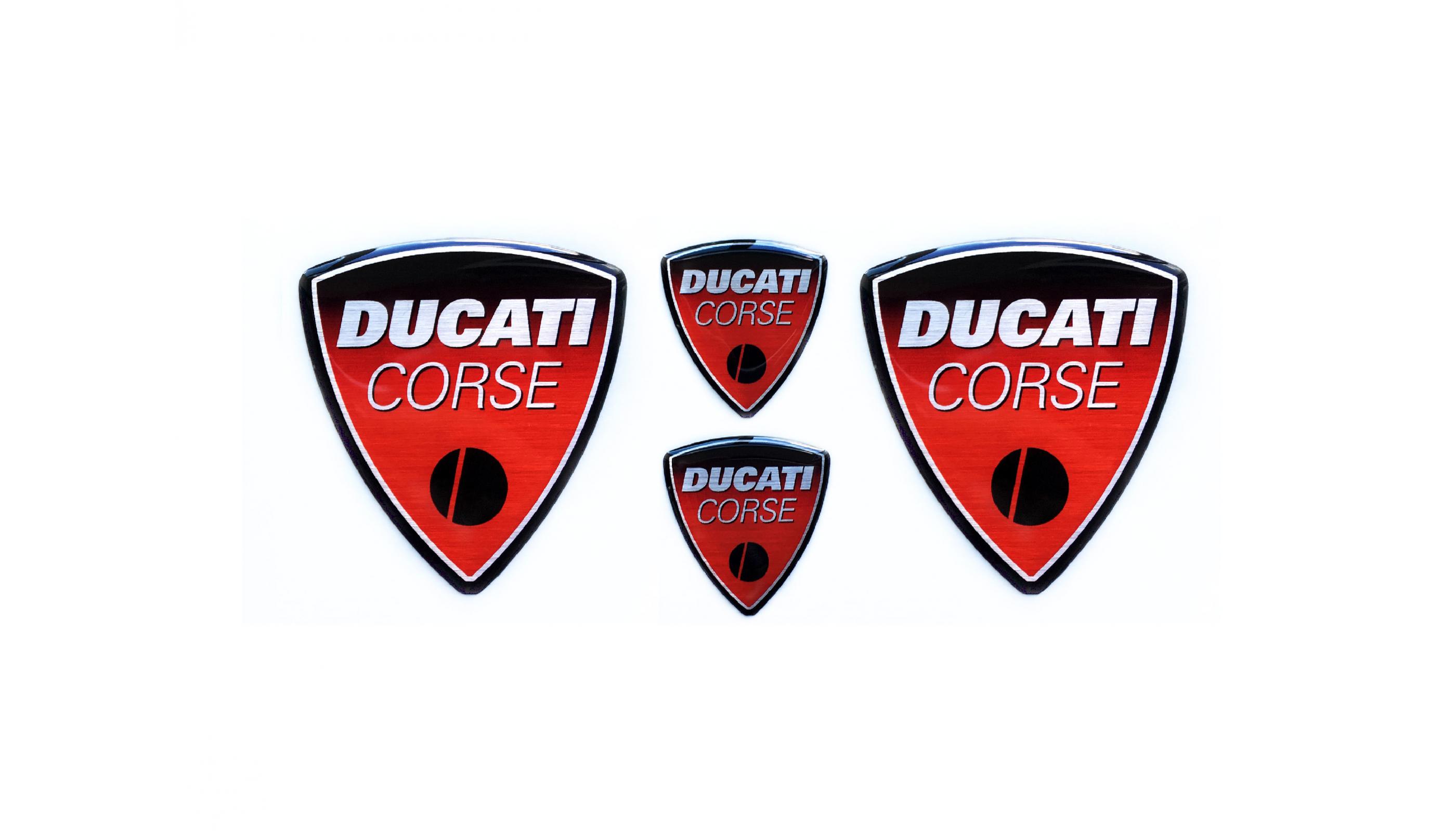 Ducati Corse Decal Sticker