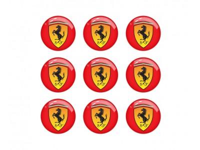 Ferrari Key Fob Emblem