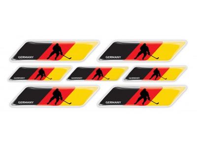 Germany Hockey Flag