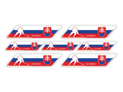 Slovakia Hockey Flag
