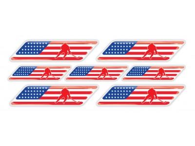 USA Hockey Flag