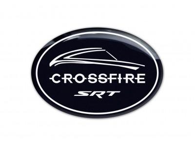 Karmann Crossfire SRT steering wheel/rear/back emblems