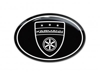 Karmann steering wheel/rear/back emblems