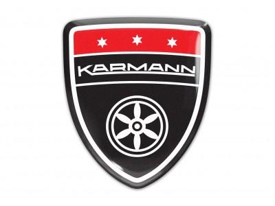 Karmann Black Red