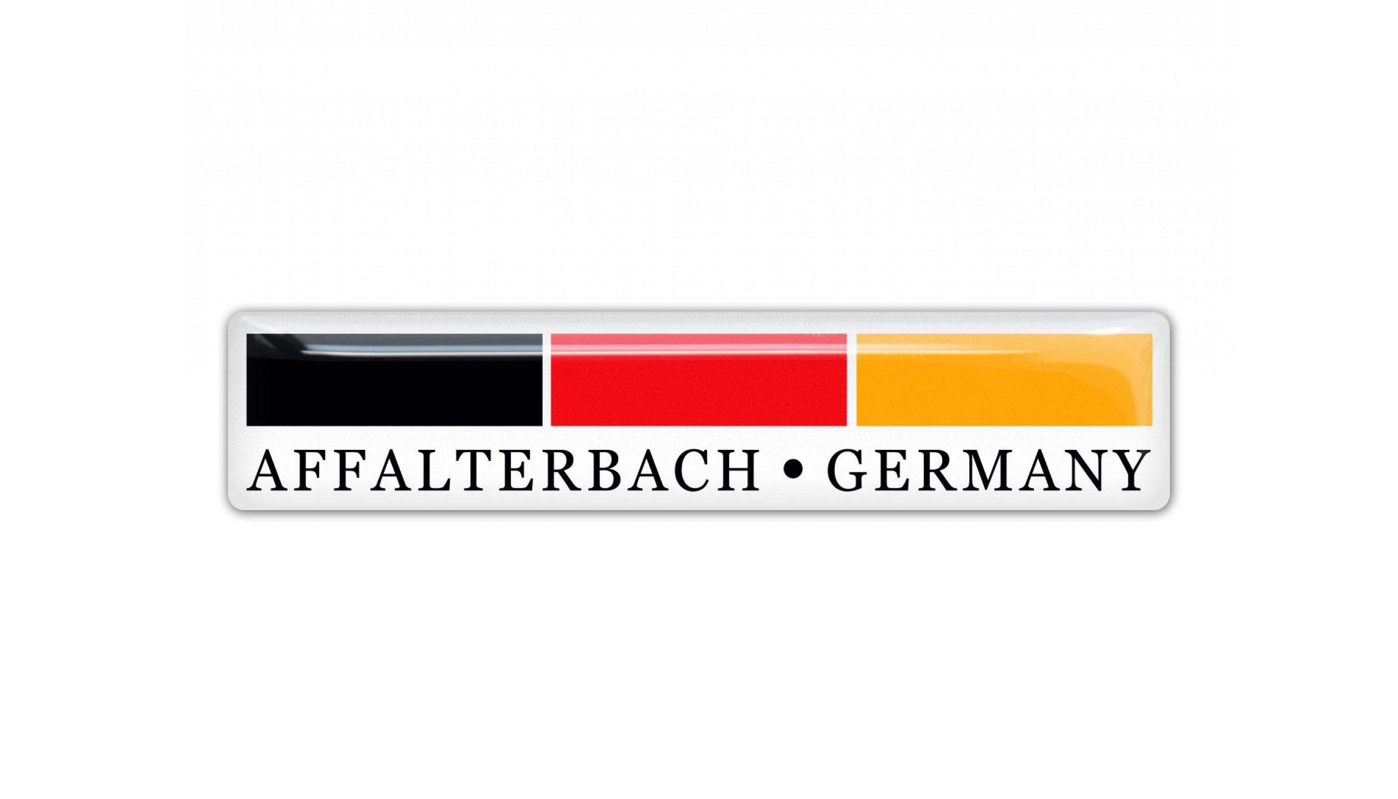 Mercedes AMG Affalterbach German Flag