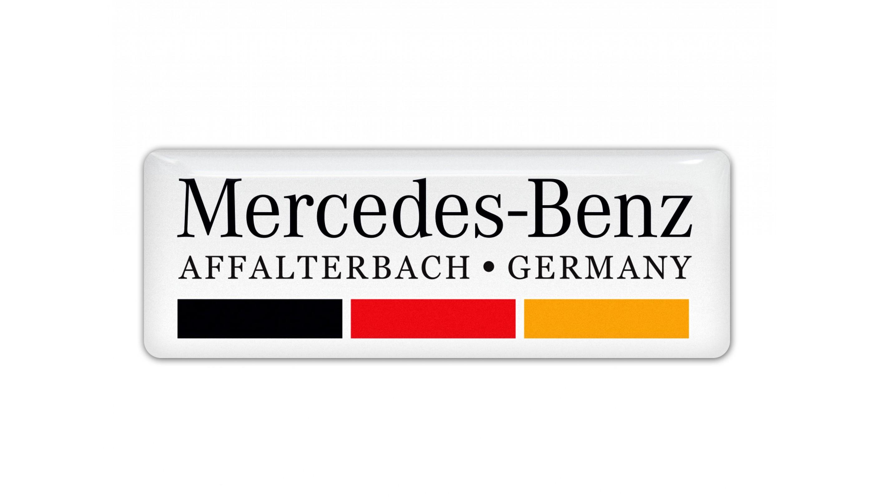 Mercedes Benz Affalterbach Germany