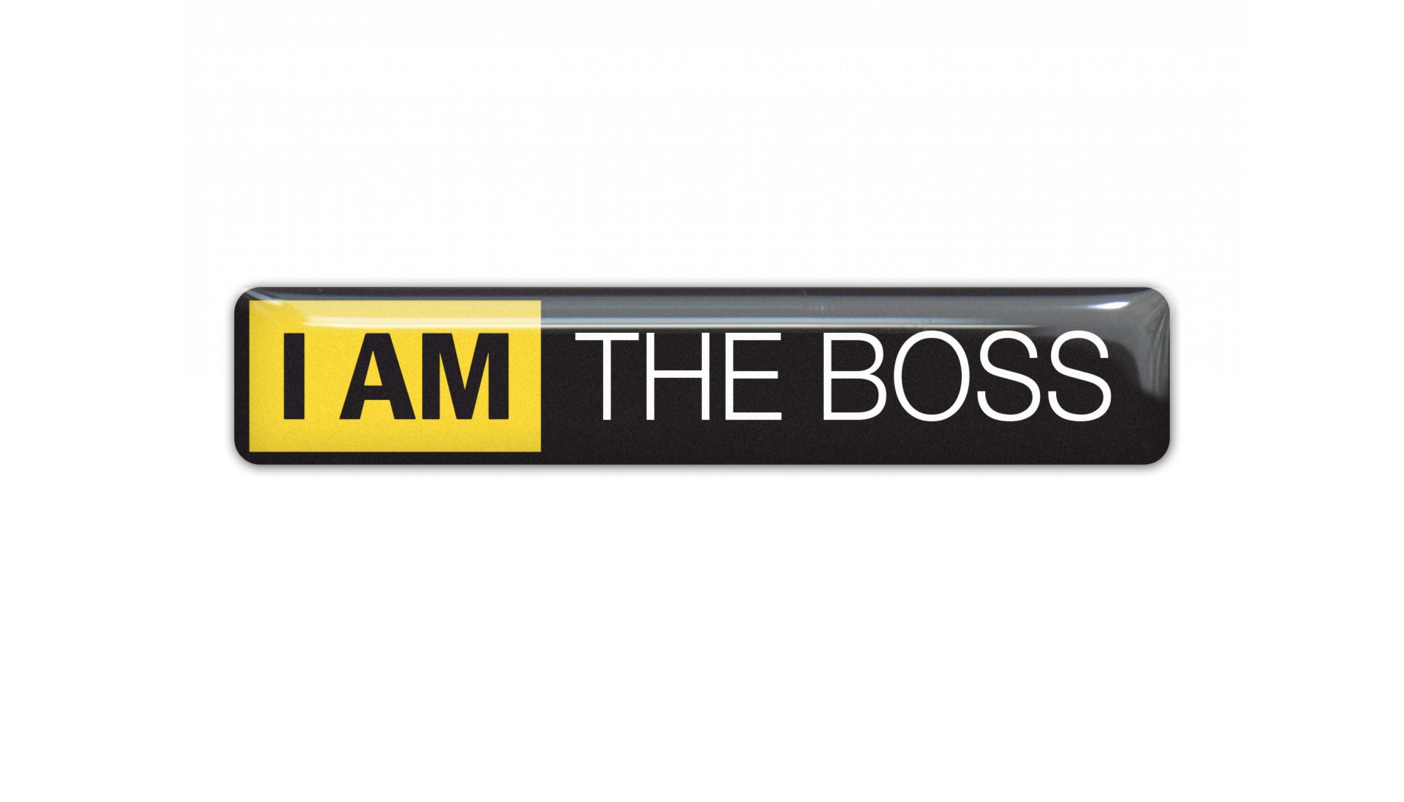 Nikon - Im The Boss