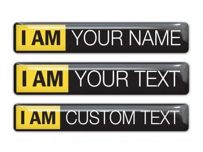 Im Nikon - Custom Emblem
