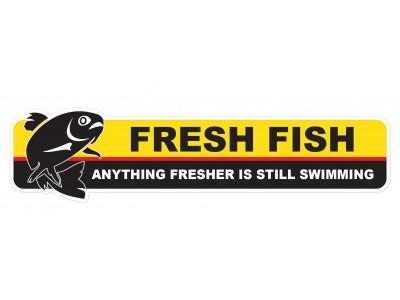 Fresh Fish - Fresher is Still Swimming