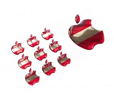 Apple iPhone MacBook Latvian Flag