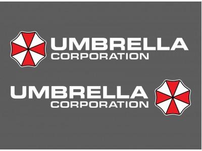 Umbrella Corporation decal