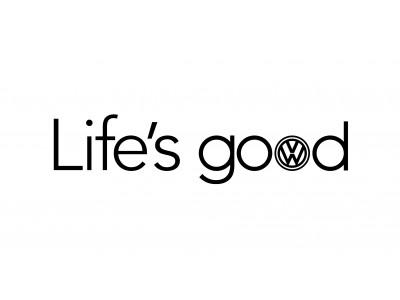 Volkswagen Life's Good decal